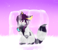 ~(FanArt For the chibicatz67 )~ by XWaffleheartX