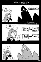 MH Short - Sweet Potato by macawnivore