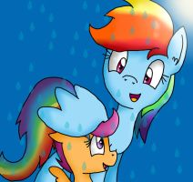 Rainbow Dash is Best Umbrella by 5carletteRose