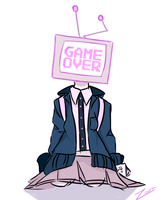 GAME OVER by kot0ne