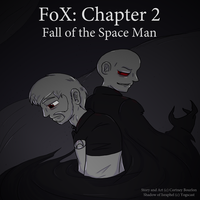 Fall of Xephos Ch.2 Title Page by DordtChild