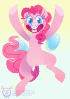 Pinkie Pie by mmishee