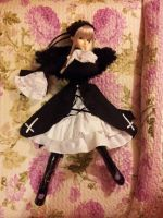 Suigintou BJD - Angels fall first by AngyValentine