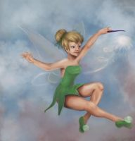 Tinkerbell by naynaybby