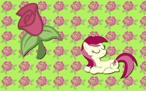 Rose Luck wallpaper 2 by AliceHumanSacrifice0