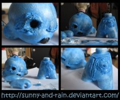 First Munny - WIP 2 by Sunny-X-Ray