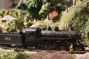 N Scale Railfans by LimitedClear