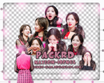 [Pack render #01] 10PNGS NAYEON-TWICE by Binnie-Xiao