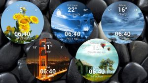 Roundness Widget for xwidget by jimking