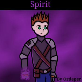 Pride: Spirit by Ordeper