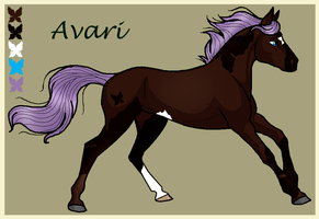 Avari Ref. by BrindleTail