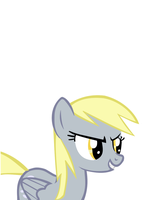 derpy Hooves vector by serpifeulover