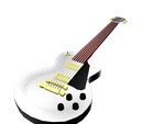 Low Poly Les Paul by suburbbum