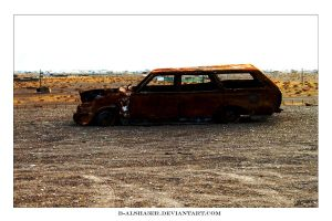 old_car by B-Alsha3er