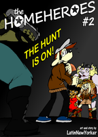 The Homeheroes 2-Cover by RalfTheRalfMan