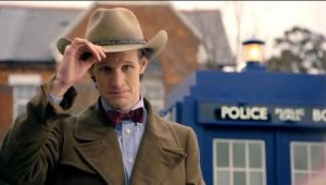 Doctor Who : Here To Help by TheWarRises