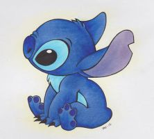 Stitch by Shiridanya