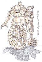 CWR by andrevanstone2009 by Robot-drawing-club
