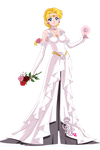Rosa - White Queen of the West by AngelOfBeauty88