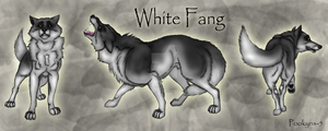 White Fang by pookyhorse