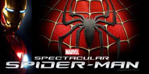 Spectacular Spider-Man Featuring Iron Man by thedanielwolf