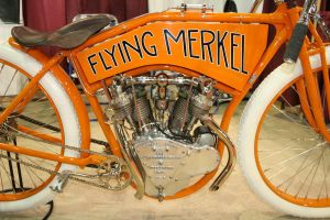 The Flying Merkel by sabot03196