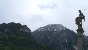 view to mountains 8 by ingeline-art