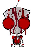 Gir Bloody by LiluPooka