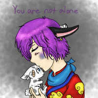 DC: No One Is Alone by CaPsLoCk-HoLmEs
