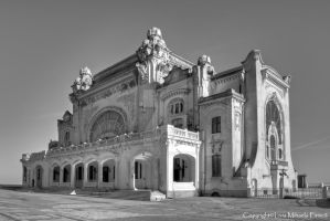 The Casino (Constanta, Romania) by TwistedSmile88