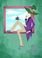 The Mad Hatter by leshley3093