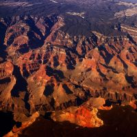 Grand Canyon from Above by porbital