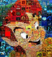 Peter Pan Mosaic by Cornejo-Sanchez