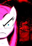 MLP:Friendship is Insanity Pinkamena by Ravelix12
