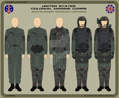 USCMC M56 Gunner Uniform_Medium by Wolff60
