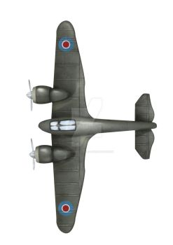 Beaufighter by MyBonsaiPatroclo