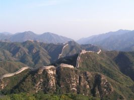 Great wall by Topaz172