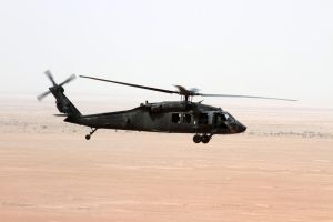 Hires Blackhawk Helicopter by Ironpaw