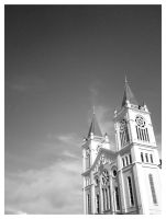 Baguio Catedral by singkit