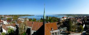 Konstanz Cathedral Panorama by brighthoriz0ns