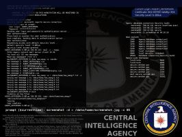 geek CIA wallpaper by guardianangelz