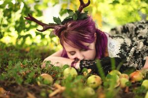 Smelling like the Fall by CharlieThimus