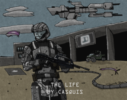 HALO: The Life by shingen012