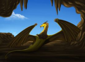 So I'm lying here by Werwal