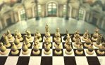 World Chess Game by nahojis