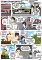 Bio Fuel Comic by alibolong