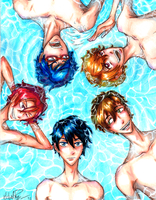 Free! by waveoftheocean