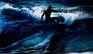 Sunup Surf by therager