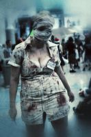 AX2011 - Silent Hill by MikeRollerson