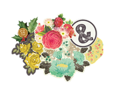 Mixed Flower PNG by me (2) by yoonaddict150202